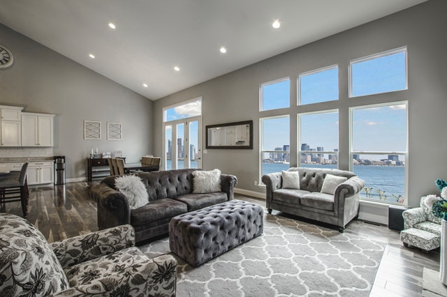 How Can You Choose The Perfect Living Room Carpet?